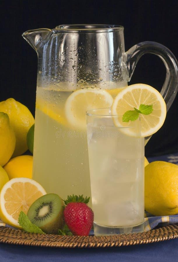 lemonade arkivbild