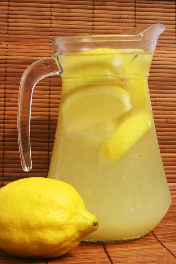 Download Lemonade stock image. Image of home, citrus, brown, lemon - 176251
