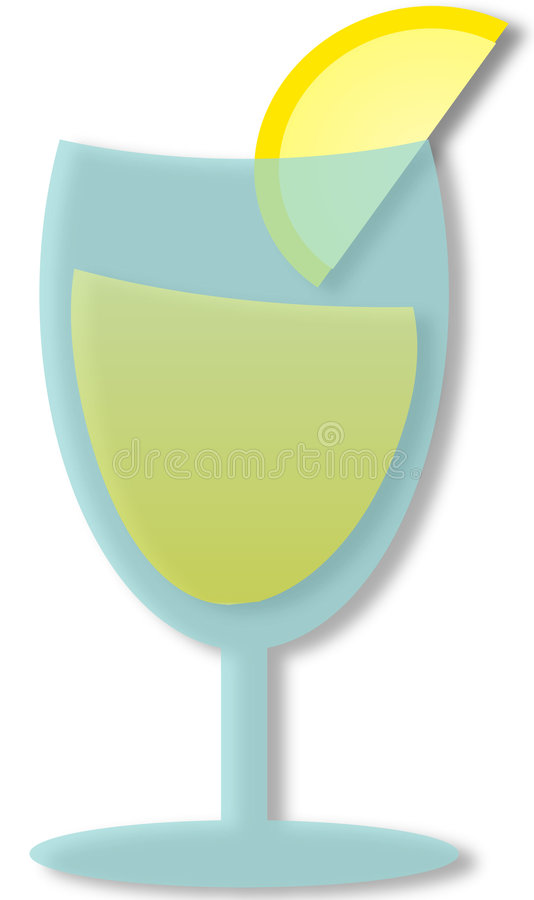 Download Lemonade - Illustration stock illustration. Image of refreshing - 158008