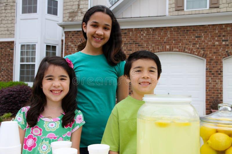 Download Lemonade Stand stock image. Image of lemon, playing, home - 24279921