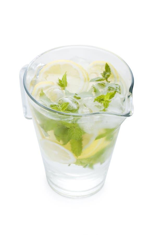 Lemoniada miotacz zdjęcie stock