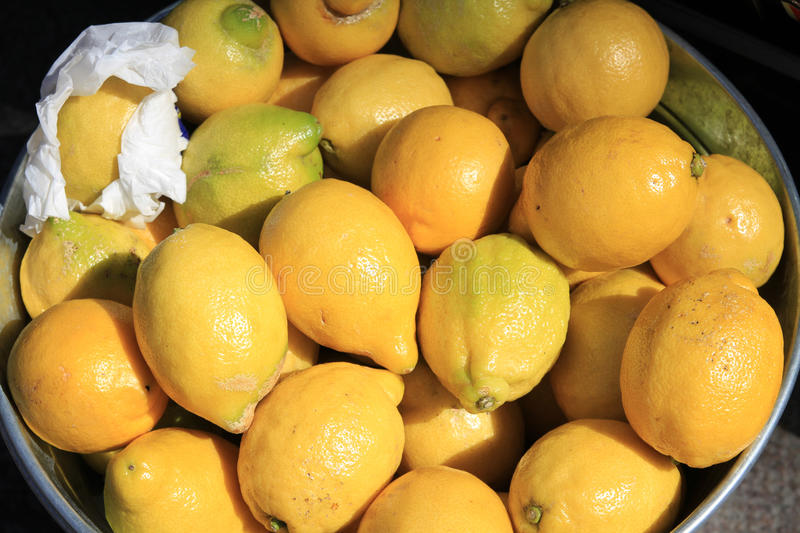Download Lemons stock image. Image of whole, fresh, green, vitamin - 14847469