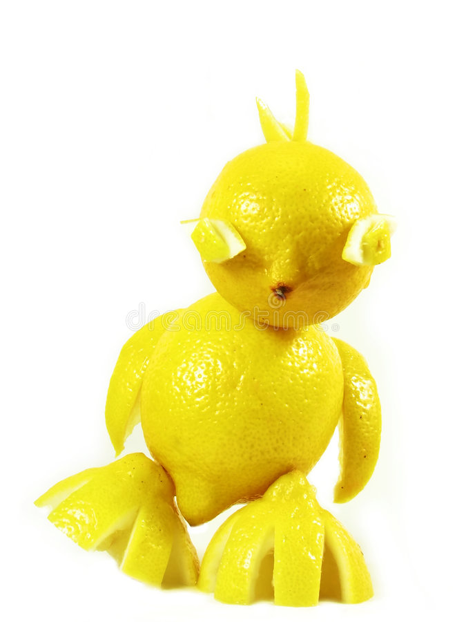Download Lemons chicken stock photo. Image of nature, creative - 3178882