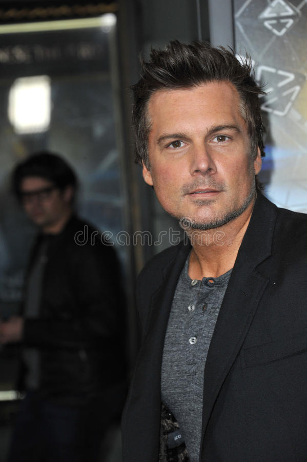 Download Len Wiseman editorial stock photo. Image of fame, length - 68813218