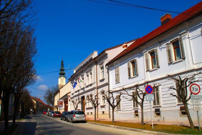 Lendava, Eslovenia fotos de archivo