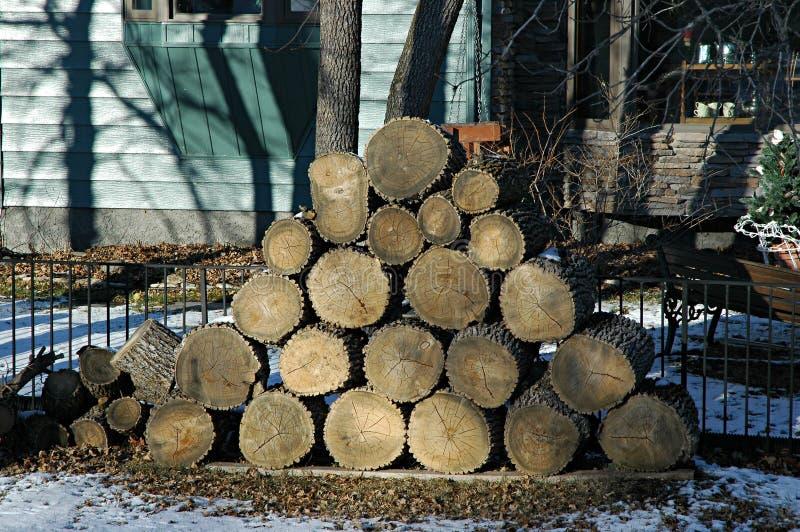 Download Lenha imagem de stock. Imagem de queda, outono, firewood - 62325