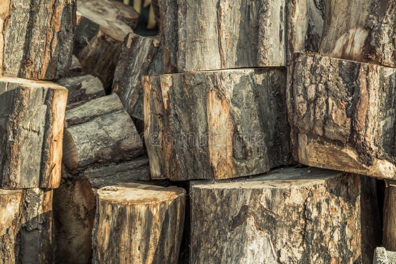 Lenha, log imagem de stock