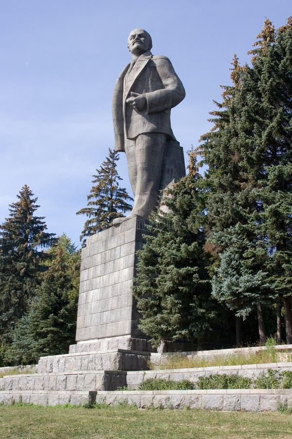 Lenin-01 imágenes de archivo libres de regalías
