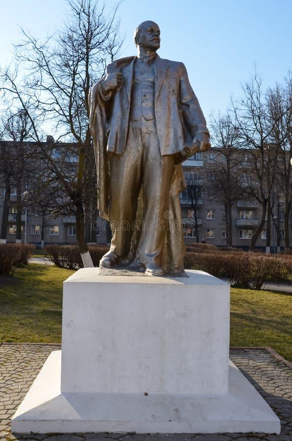 Lenin liv royaltyfria foton