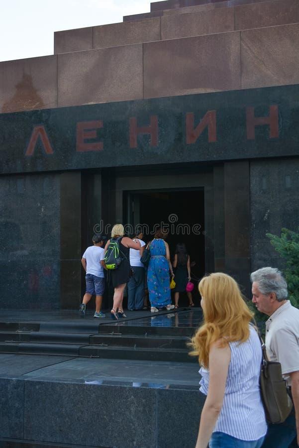 Lenin Mausoleum royalty free stock photos