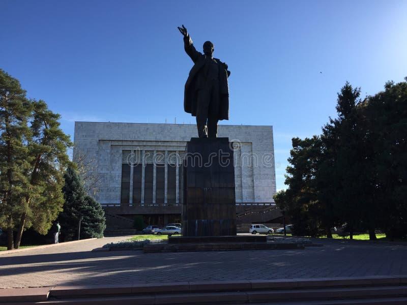 Lenin wierza fotografia royalty free