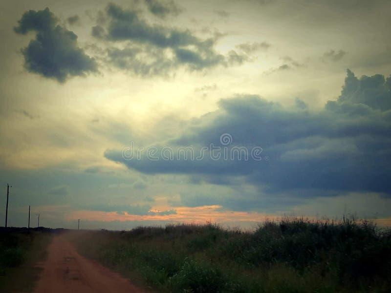 Lenire Outlook fotografia stock libera da diritti