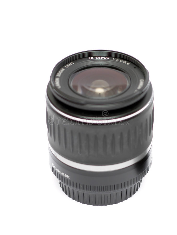 Free Lens, 18-50mm Stock Images - 60244