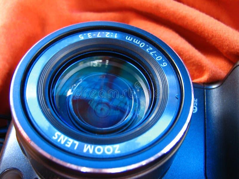 Download Lens stock photo. Image of colors, camera, circle, blue - 2339308