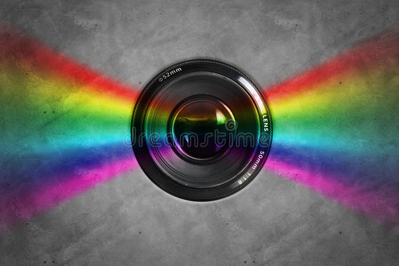 Download Lens stock image. Image of film, optic, glass, focal - 24927631