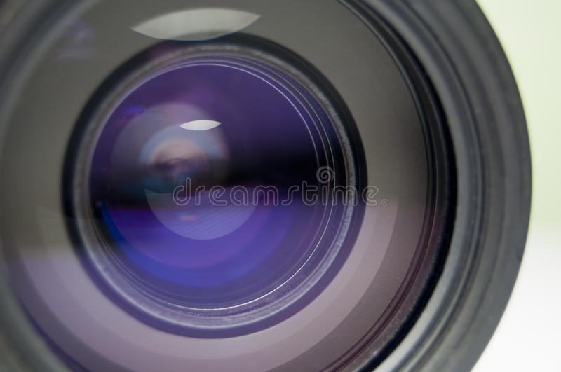 Download Lens stock image. Image of reflection, lens, camera, photo - 28745037