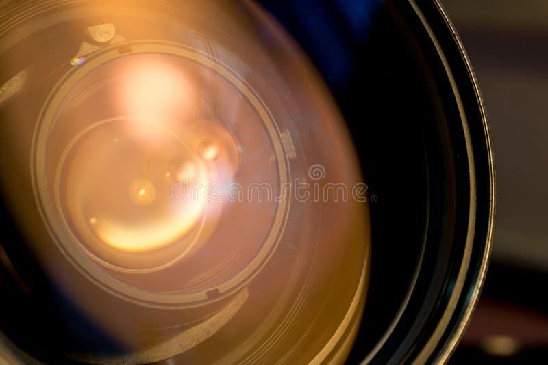 Lens av fotomål royaltyfri foto