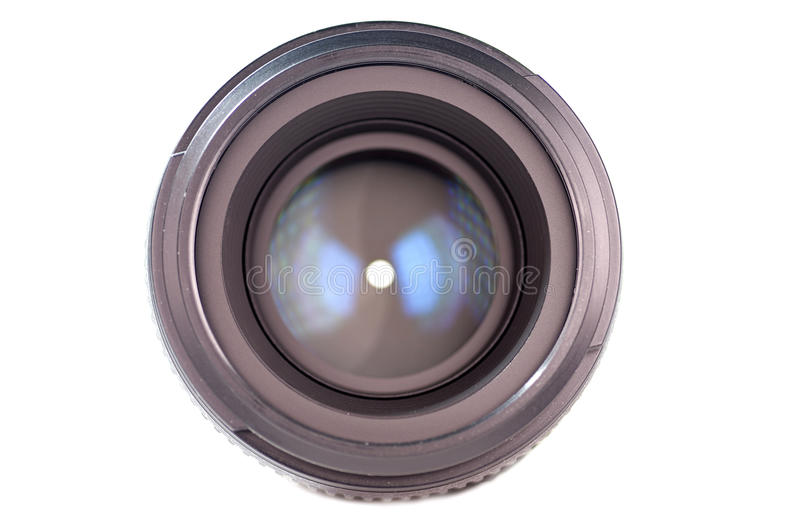 Lens camera royalty free stock photos
