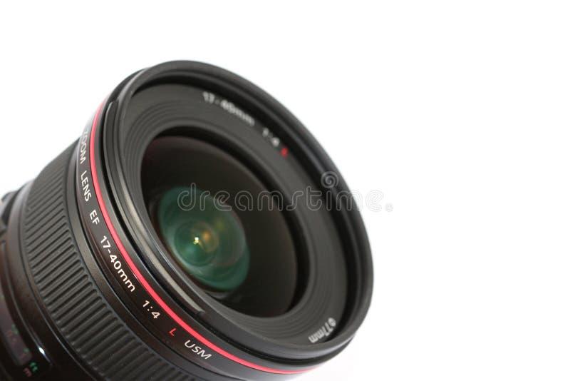 Lens DSLR royalty-vrije stock foto's