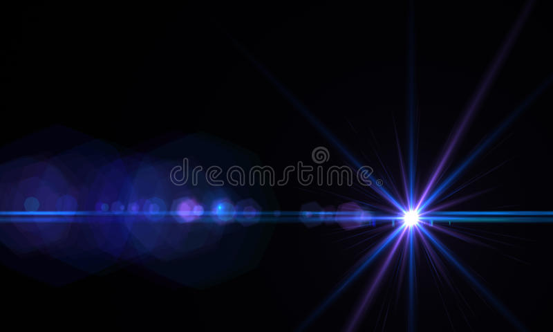 Download Lens Flare Effect Stock Photo - Image: 32477710