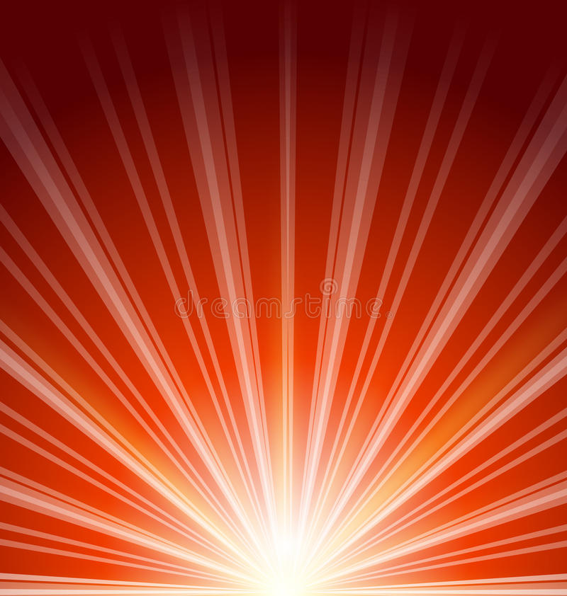 Download Lens Flare With Sunlight, Abstract Background Stock Vector - Image: 28729679