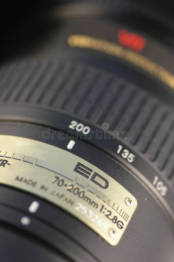 Lens III royalty-vrije stock afbeelding