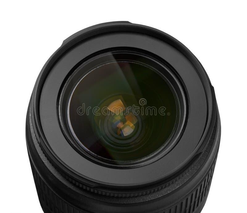 Lens van de fotodoelstelling
