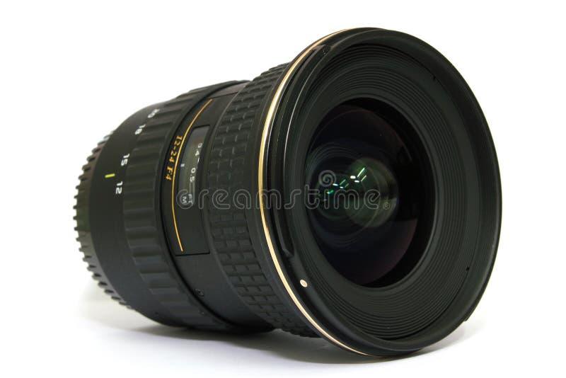 Lens van de Hoek van de camera de Brede stock afbeeldingen