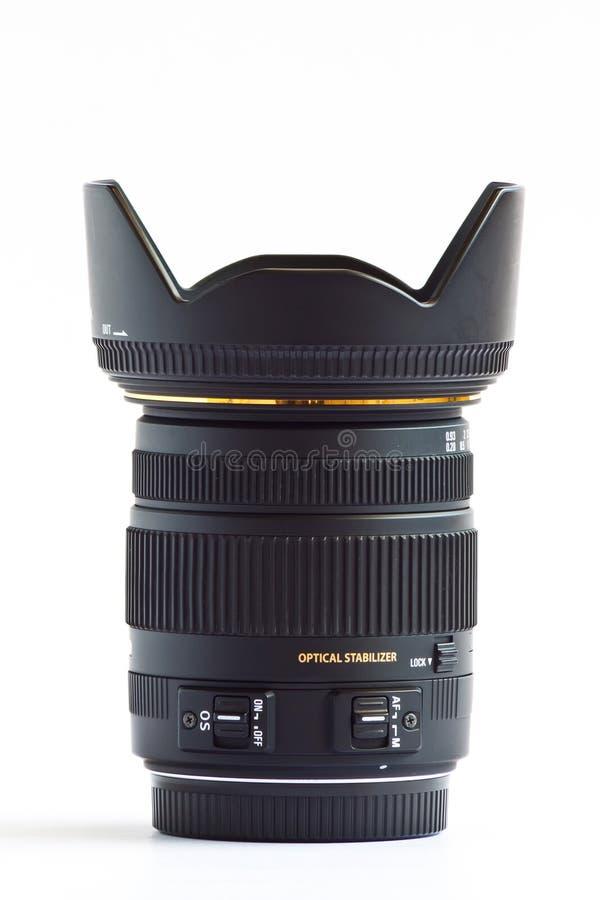 Download Lens zoom normal for DSLR. stock photo. Image of cylinder - 26542738