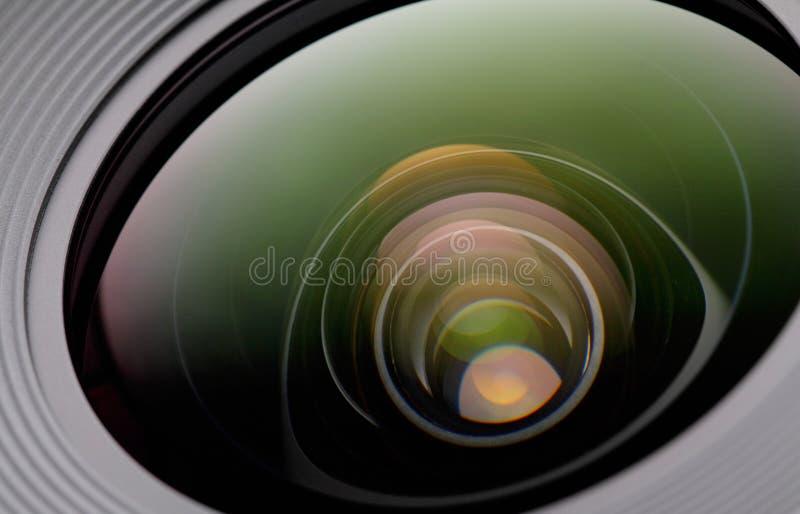 Lense da câmera imagens de stock