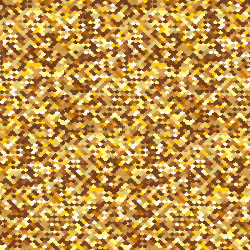 Lentejuelas de oro libre illustration