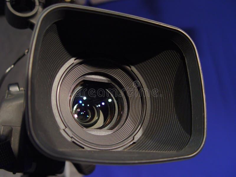 Lentille photographie stock