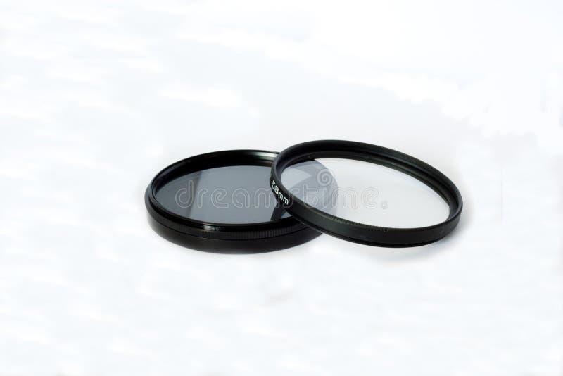lentille de filtres images libres de droits