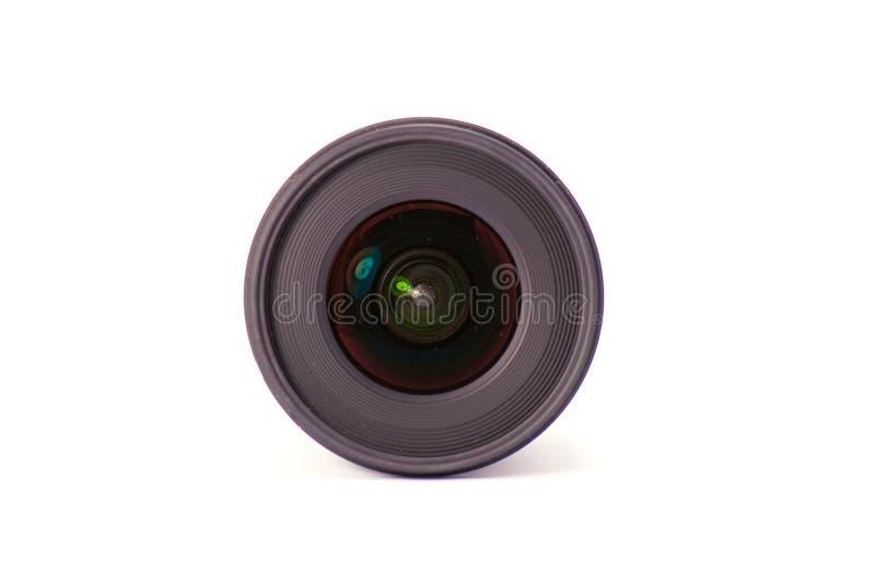 Lentille professionnelle de photo images libres de droits