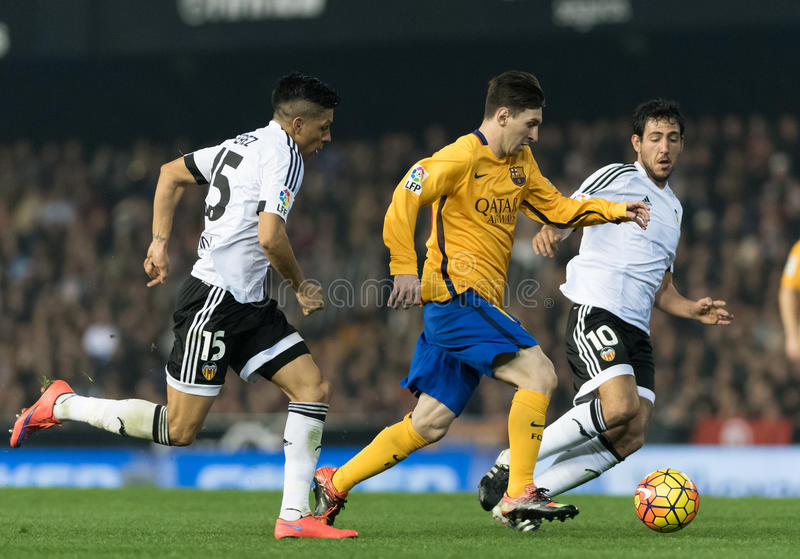 Leo Messi obrazy stock