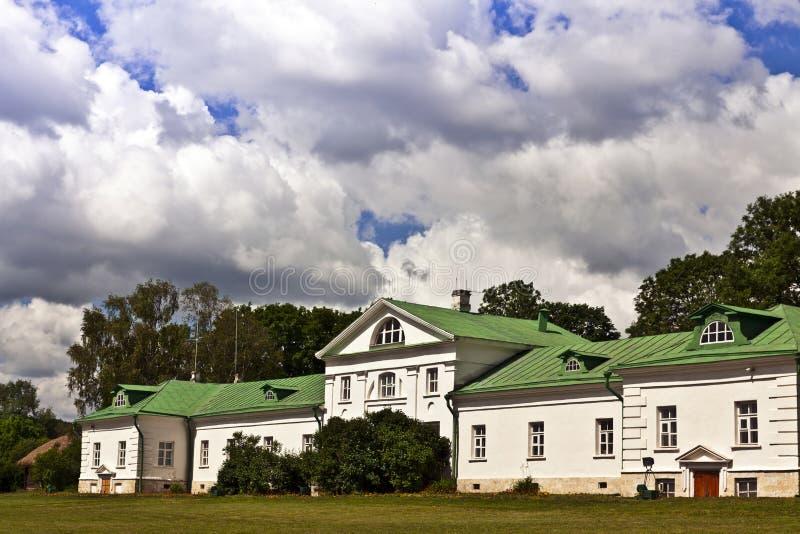 Leo Tolstoy nieruchomość w Rosja obrazy royalty free