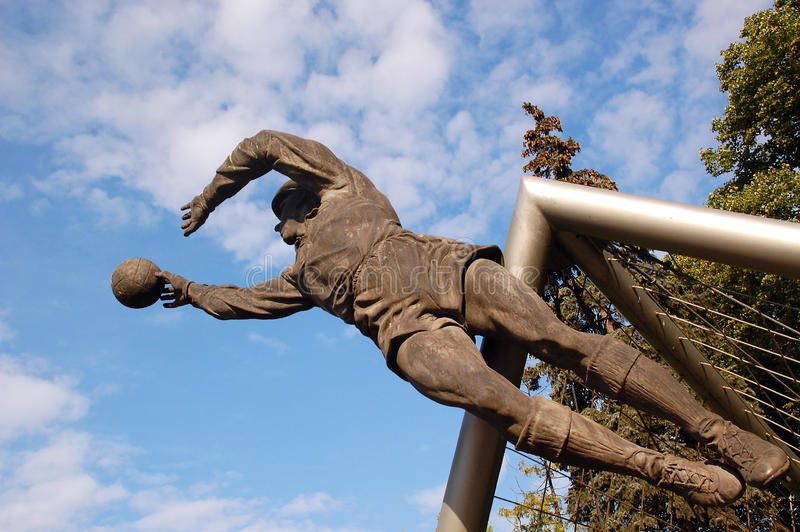 Leo Yashin Memorial foto de stock