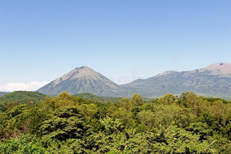 leon φυσικό viejo της Νικαράγουα&s στοκ φωτογραφία