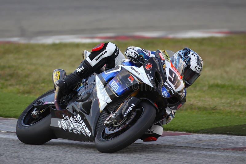 Leon Haslam Winner Race 2 Kyalami stock photo