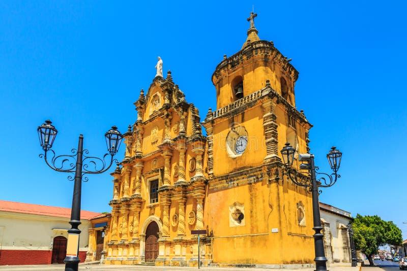 Leon, Nicaragua royalty-vrije stock afbeeldingen