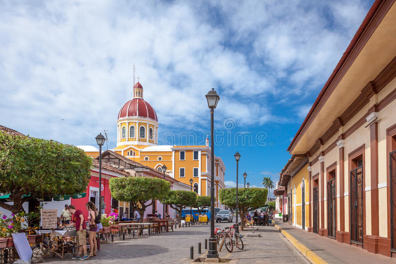 Leon, Nikaragua zdjęcie royalty free