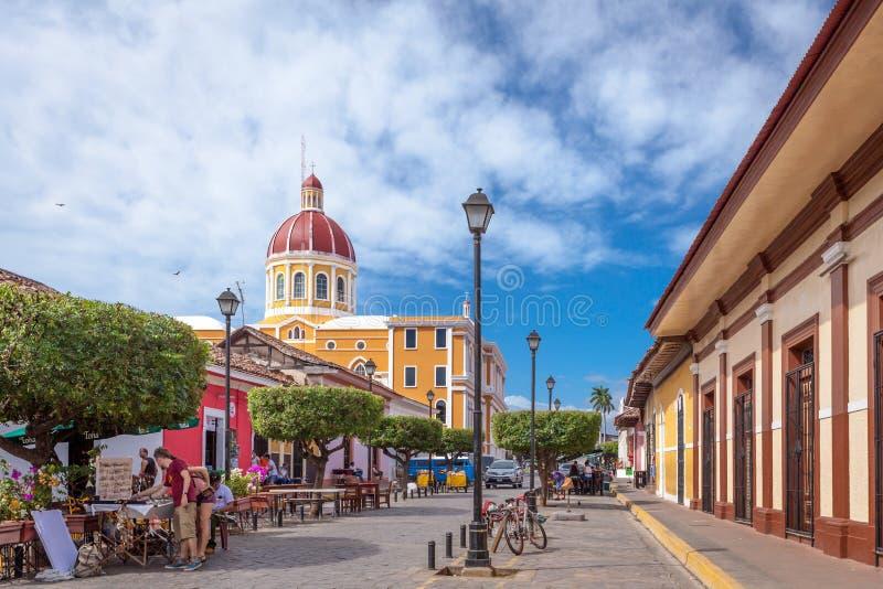 Leon, Nikaragua obrazy royalty free
