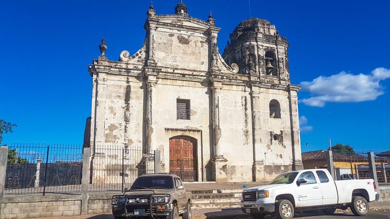 Leon, Nikaragua zdjęcia stock