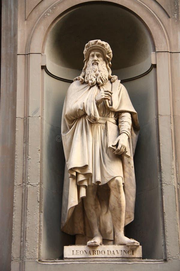 Leonardo Da Vinci fotos de stock