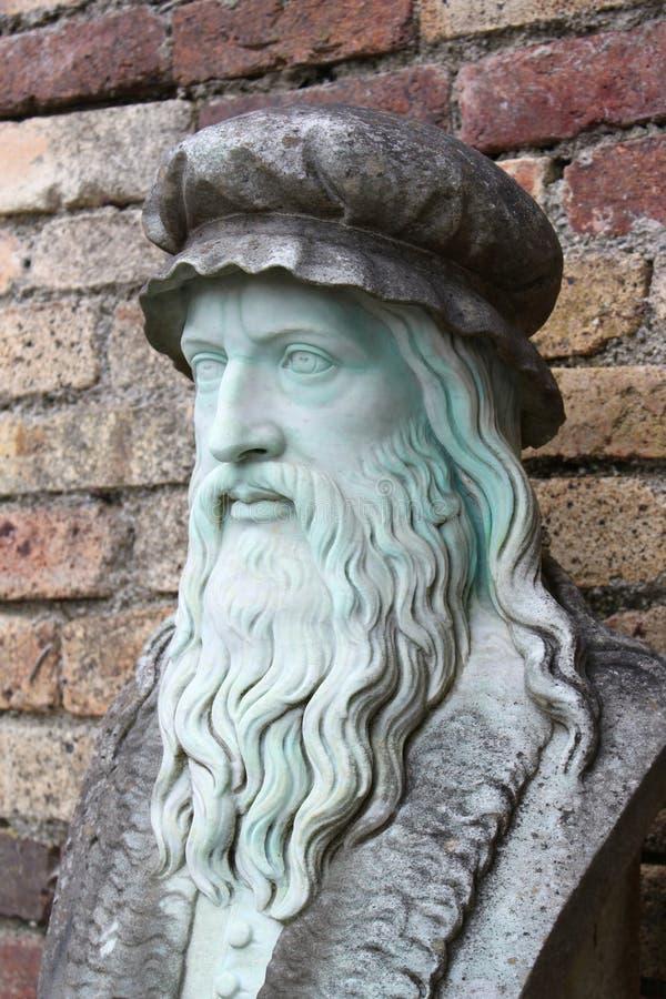 Leonardo Da Vinci image stock