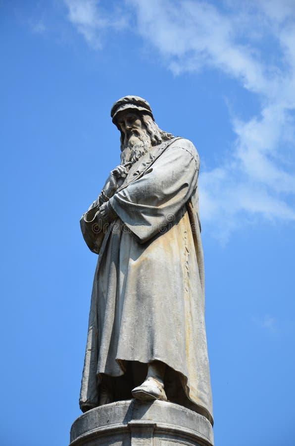 Leonardo da Vinci lizenzfreie stockfotografie