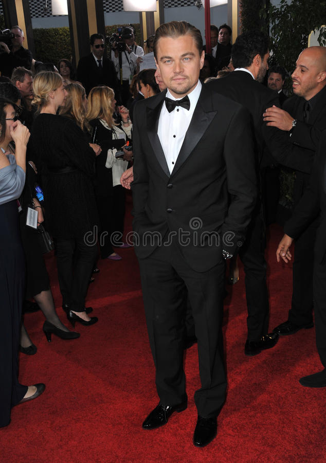 Leonardo DiCaprio. At the 69th Golden Globe Awards at the Beverly Hilton Hotel. January 15, 2012 Beverly Hills, CA Picture: Paul Smith / Featureflash stock photography