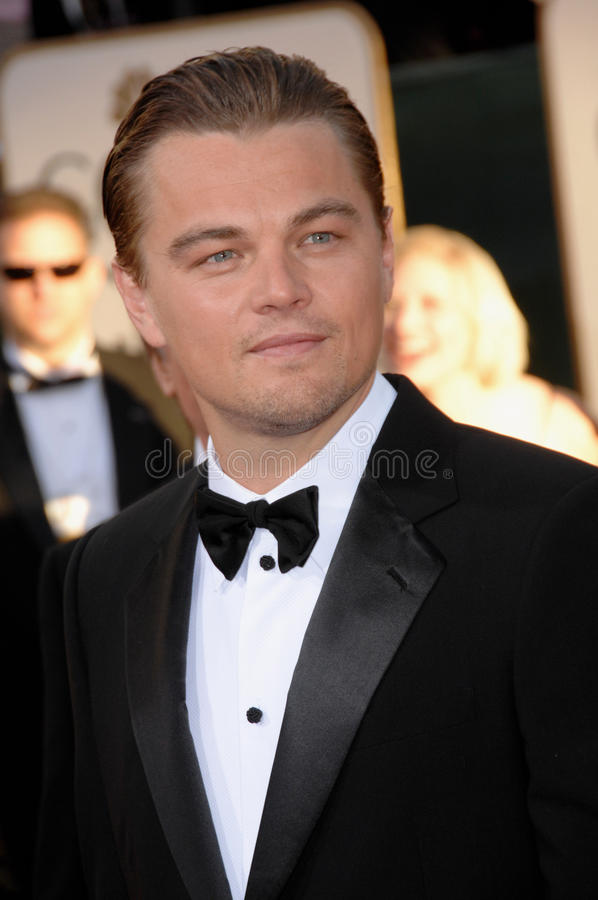 Leonardo DiCaprio. At the 64th Annual Golden Globe Awards at the Beverly Hilton Hotel. January 15, 2007 Beverly Hills, CA Picture: Paul Smith / Featureflash stock images