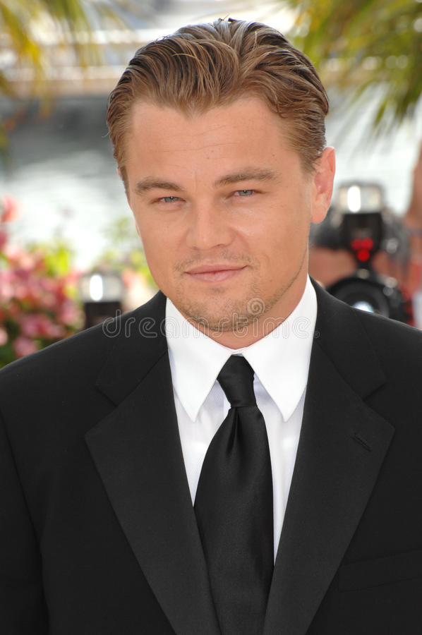 Leonardo DiCaprio. At photocall for his movie The 11th Hour at the 60th Annual International Film Festival de Cannes. May 19, 2007 Cannes, France. 2007 Paul stock photography