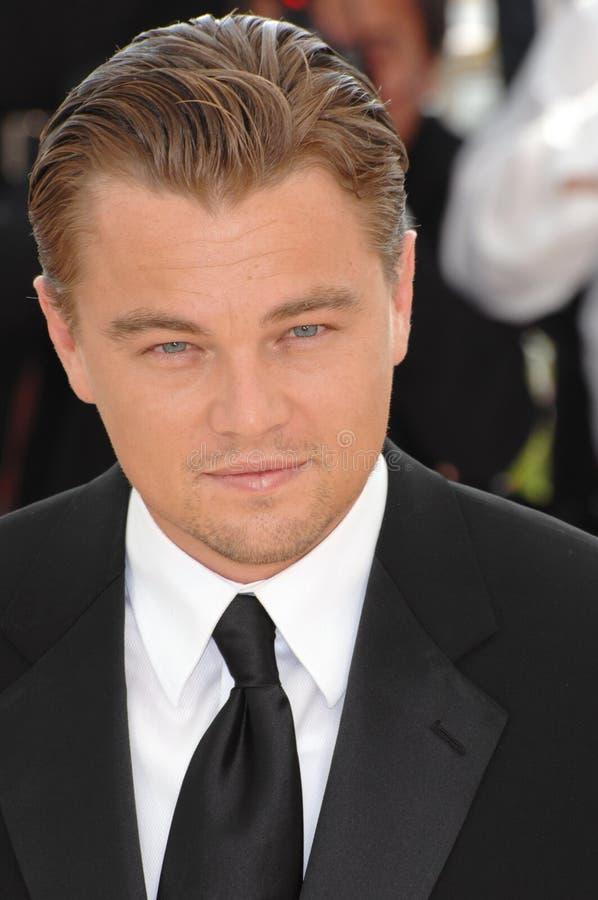 Leonardo DiCaprio imagens de stock